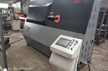 εργοστασιακή τιμή διπλής ενσύρματης αυτόματης μηχανής κάμψης κάμψης