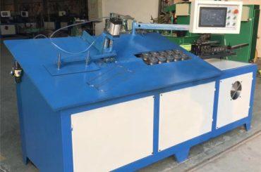 2D cnc αυτόματη μηχανή κάμψης σύρμα χάλυβα