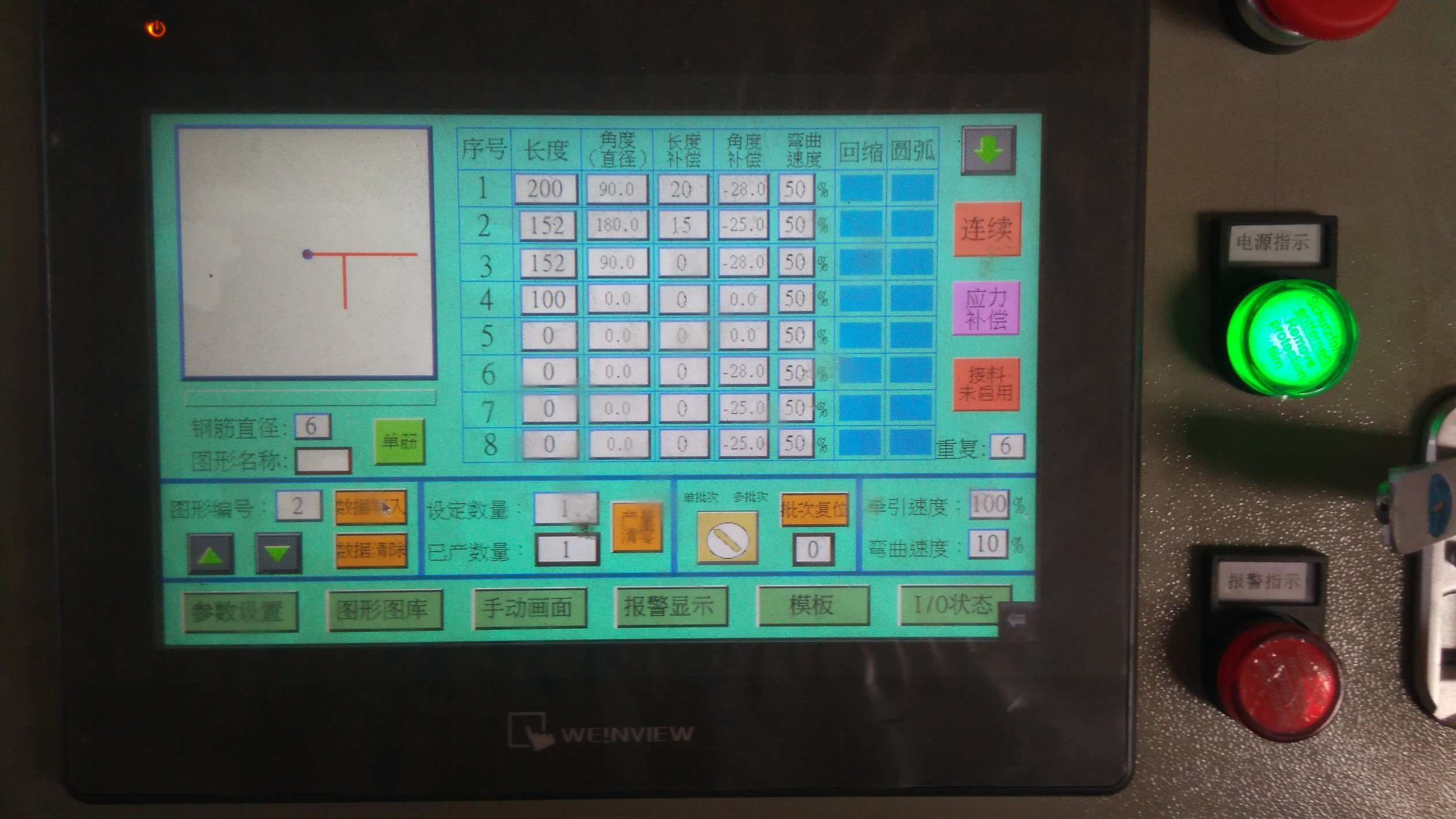 CNC μηχανή κάμψης συρμάτων