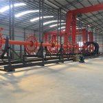 κατασκευής σωληνώσεων συγκόλλησης συγκόλλησης με ρακόρ με ISO