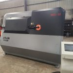 εργοστάσιο σιδήρου ράβδος cnc αυτόματη αναβαθμίδα ράβδος μηχανή κάμψης