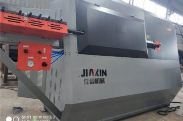 μηχανή κάμψης αναβολέα ράβδων, χαλύβδινη ράβδος κατασκευής μηχανήματος, μηχανή κάμψης ράβδων