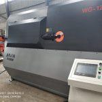 εξοπλισμός βιομηχανικών μηχανών του παραμορφωμένου ράβδου κατασκευασμένο σε αυτόματη πένσα bina